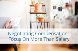 negotiating compensation