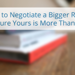 How to Make Sure Your Next Raise is Bigger than 3% – Money.com and Time.com