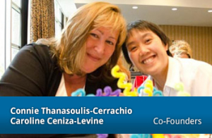 Co-Founders_Connie and Caroline