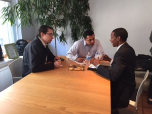 Speed Networking 2014 - small groups