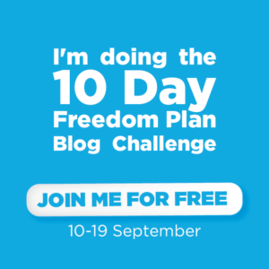 Natalie Sisson 10-Day Blog Challenge